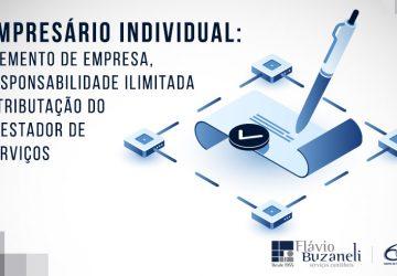 Empresário Individual: Elemento de Empresa, Responsabilidade Ilimitada e Tributação do Prestador de Serviços