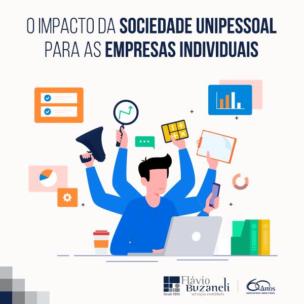 Sociedade Unipessoal para as Empresas Individuais